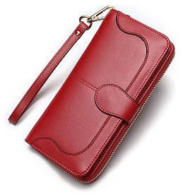 Клатч жіночий Vintage 20048 Червоний
