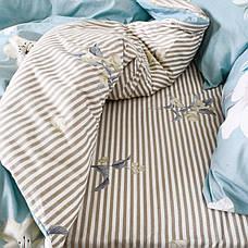 Комплект постельного белья полуторный Сатин Twill 493 ТМ Вилюта, фото 3
