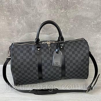 Дорожная спортивная сумка Louis Vuitton Keepall 45