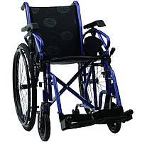 Інвалідна коляска «MILLENIUM IV (синій) OSD-STB4-**
