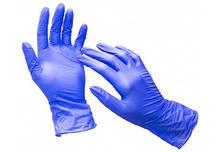 Перчатки нитриловые CARE 365 размер S 100шт./уп.