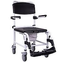 Крісло-каталка для душу і туалету OSD-WAVE