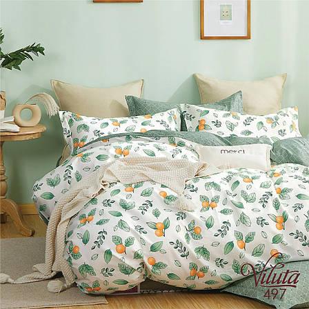 Комплект постельного белья Сатин Twill 497 ТМ Вилюта, фото 2