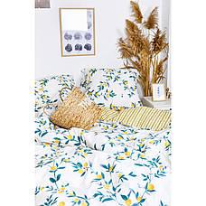 Комплект постельного белья Семейный Сатин Twill 498 ТМ Вилюта, фото 3