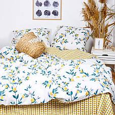 Комплект постельного белья Семейный Сатин Twill 498 ТМ Вилюта, фото 2