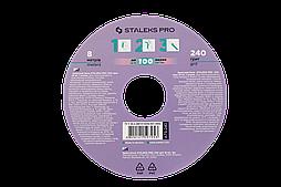 Запасний блок файл-стрічки papmAm для пластикової котушки Bobbinail STALEKS PRO 240 грит (8м).