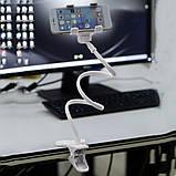 Гнучкий тримач смартфона Remax RM-C22 White, фото 7