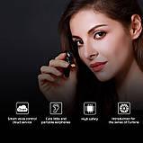 Беспроводная миниатюрная гарнитура Bluedio T Black Bluetooth 5.0, фото 8