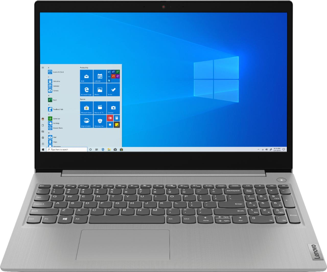 "Lenovo Ideapad 3 15 15.6"" Laptop - AMD Ryzen 3 - 8GB - 81W1018XUS"