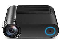 Портативный мультимедийный проектор RIAS YG550 WiFi проектор для домашнего кинотеатра
