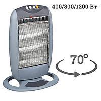 Обогреватель кварцевый инфракрасный электрический DOMOTEC MS-5951 HEATER PLUS дуйка батарея разные режимы