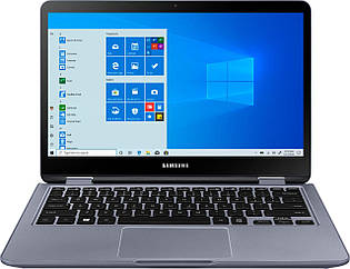 """Samsung - Geek Squad Certified Series 7 2-in-1 13.3"""" Touch-Screen Laptop - Intel Core i5 - 8GB - GSRF"""