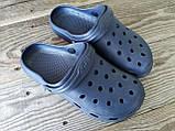 Крокси підліткові 36 р 23.5 см, фото 2