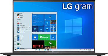 """LG - gram 16"""" WQXGA Laptop – Intel Evo Platform Core i7 – 16GB - 16Z90P-K.AAB8U1"""
