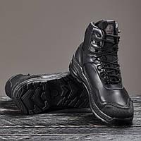"""Военные мембранные ботинки """"Эверест"""" черный 40-46 рр. Арт 74"""