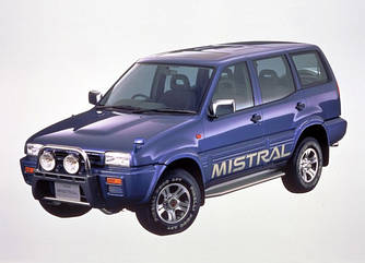 Nissan Mistral (R20) 1994-1996