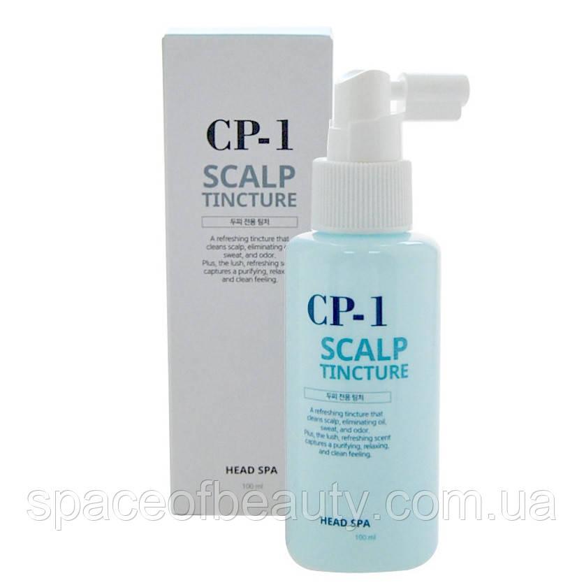 Освіжаючий спрей для проблемної шкіри голови Esthetic House CP-1 Scalp Tincture 100 ml