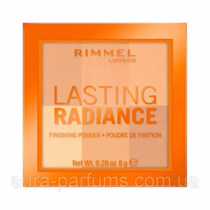Rimmel Компактная пудра для лица Lasting Radiance