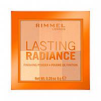 Rimmel Компактная пудра для лица Lasting Radiance, фото 1