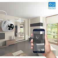Камера видеонаблюдения Поворотная проводная Camera Rias D204 3MP AHD с ночной съемкой Видеонаблюдение