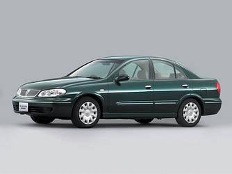 Nissan Bluebird Sylphy (G10) 2003-2005