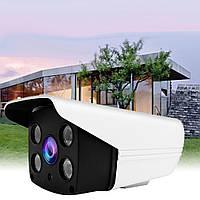 Камера Видеонаблюдения беспроводная наружная универсальная UKC L3 WiFi IP камера с двухсторонним аудио