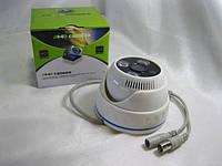 Камера видеонаблюдения HD 849-3 с ночной подсветкой Камера наблюдения