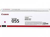 Тонер-картридж Canon для LBP66x, MF74x Cartridge 055 Magenta(2.1 K) 3014C002