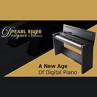 Новинка на рынке Украины! Цифровые фортепиано Pearl River