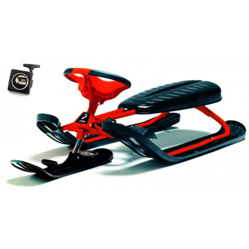 Снігокат, чук і гек, санчата Stiga Snowracer Ultimate Pro Red Швеція