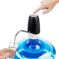 Электрическая аккумуляторная помпа для воды Water Pump Domote Помпа для воды на бутыль Электропомпа для кулера