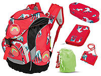 Школьный рюкзак для девочек TOPMOVE с аксессуарами Німеччина, фото 1