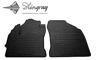 Коврики в салон Передние Stingray для Toyota Auris 2013-