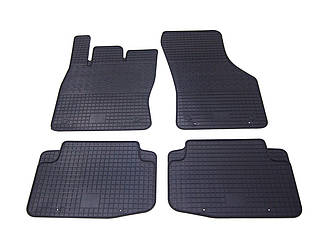 Коврики резиновые в салон для Audi A3 2012- (PolyteP_Clasic)