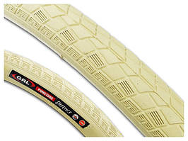 Велосипедна гума GRL 8011 700x48C Cream Antipuncture