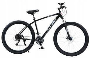 """Гірський велосипед MTB 29"""" Climber Blaсk"""