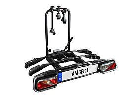 Велокріплення на фаркоп EUFAB AMBER 3 Німеччина