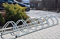 Велопарковка на 7 велосипедов Echo-7 Польша, фото 1