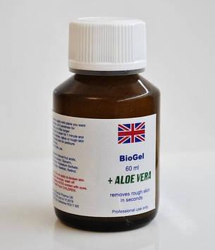 Биогель для педикюра - BioGel Aloe Vera 60 мл