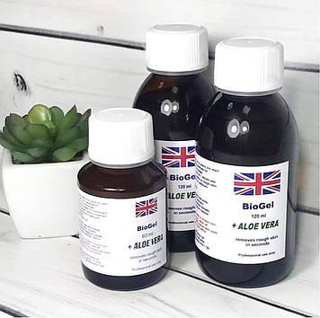 Біогель для педикюру - BioGel Aloe Vera 120 мл
