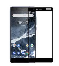 Защитное стекло  5D для Nokia 5.1