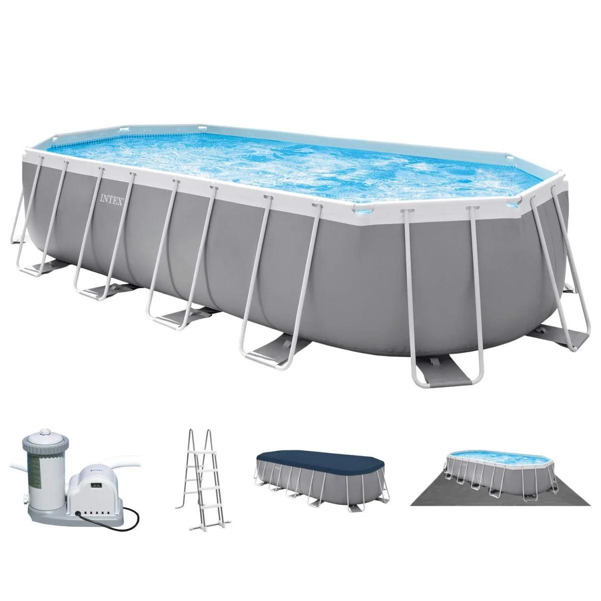 Каркасний басейн Intex 26798 ( 610x305x122 см ) ПОВНИЙ КОМПЛЕКТ