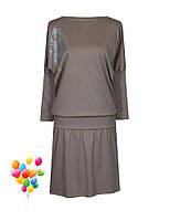 Красивое женское платье батал, фото 1