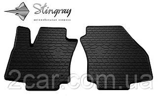 Коврики в салон Передние Stingray для Opel Astra H 2004-