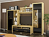 Стенка Неон-1 Мебель Сервис
