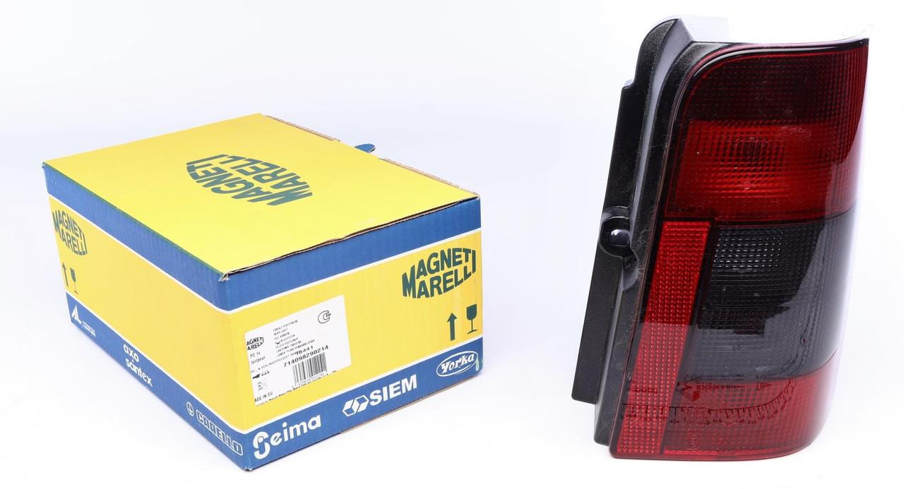 Ліхтар задній Peugeot Partner/Citroen Berlingo 96-11 (правий) (714098290214) MAGNETI MARELLI