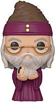 Фигурка Funko Pop! Серии Гарри Поттер - Дамблдор с малышом Гарри (48067)