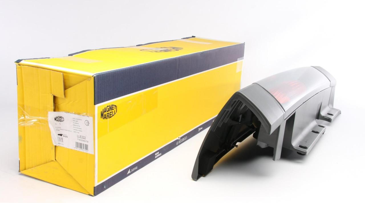 Фонарь задний Renault Trafic II/Opel Vivaro 01- (левый) (714025460706) MAGNETI MARELLI