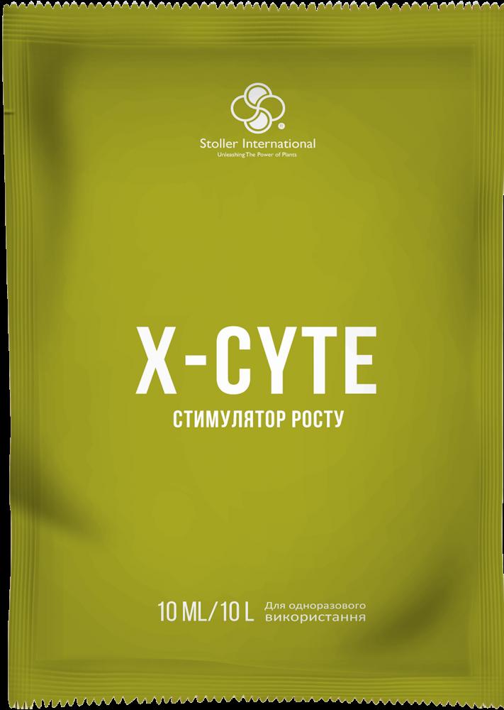 Регулятор росту рослин X-Cyte (10 мл), Stoller
