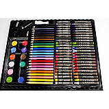 Набор для рисования и творчества в кейсе Art Set, 150 предметов, фото 4
